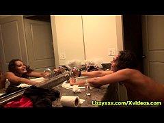Lizzyxxx Behind The Scenes WIth King Gutta-xvideos