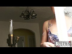 Mofos - Land lord has some fun with hot teen