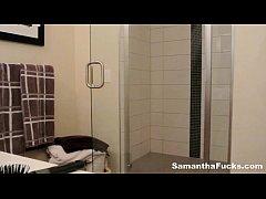 Samantha Home Movie-Morning Fun