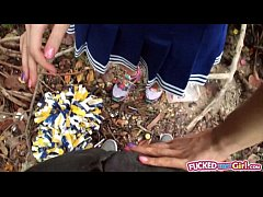 Cheerleading teen Tiff Banister screwed up and ...
