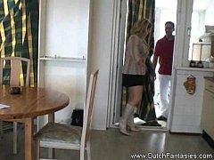 Real Sex Filmed Inside Holland