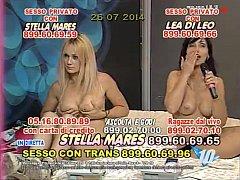 Lea di Leo in chat erotica su La9