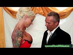 Nuru Massage Sex Video With Busty Asian Masseuse 30