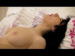 Intense orgasms for young lesbian lovers