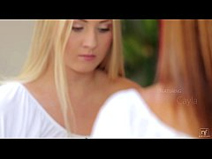 Nubile Films - Lesbian lust makes incredible or...