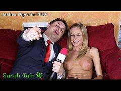 Sarah Jain naked smokes with Andrea Diprè