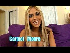 I'm a bucket of cum - carmel moore