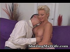 Older Lady Desires Younger Cock To Fill Her Eag...