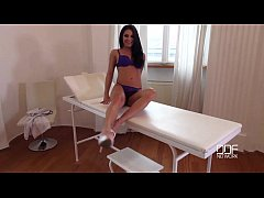Incredibly HOT Nurse Inna Sirina fucks her boss...