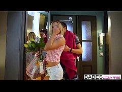 Babes - Elegant Anal - Running Late  starring  ...