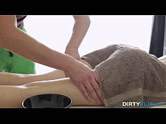Dirty Flix - Anal on massage table