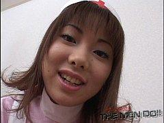 Lipdoll 14 3\/5 Japanese blowjob bukkake uncensored
