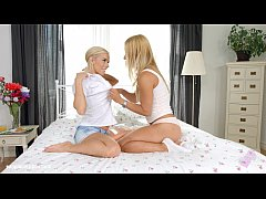Nesty with Nikky Thorn having lesbian sex presented by Sapphix - Morning Quickie