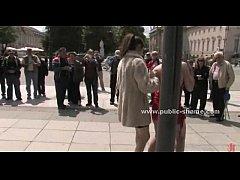 Public sex and humiliation video