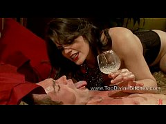 Bobbi gives John a lesson in servitude
