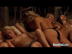 Slave Tears Of Rome II: Lesbian Slave Providing Sexual Favors