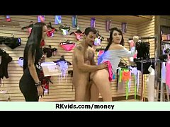 Public nudity and hot sex for money 10