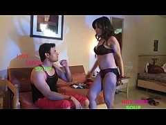 देवर अकेली भाभी के साथ @ Hot Bhabhi Romance with Husband's Brother @ HOT SHORT M HD