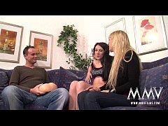 MMV FILMS Amateur German Threesome