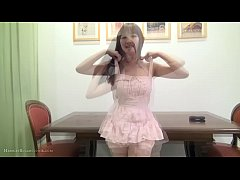 busty hot jav girl in playsuit and toys