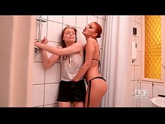 Aylin Diamond And Sophie Lynx - Lesbian Bondage...
