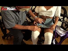 FUN MOVIES Amateur German Teen blows grandpa