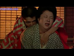 Yasuko Matsui in the movie 'In the Realm of the...