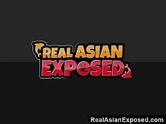 RealAsianExposed - Sayurii loves to extract the...