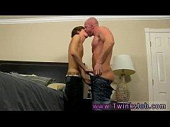 Very hard gay sex Horrible chief Mitch Vaughn w...