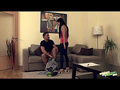 Toni Ribas and Kerry POV in Actricesdelporno - ...