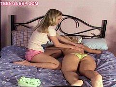 Teen Blonde Lesbians