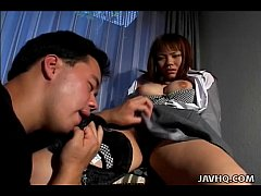 Hot little Asian darling gets teased with lovel...