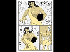 mixed wrestling asian japanese fbb headscissors...