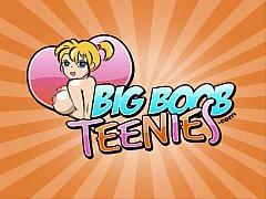 Big boob British Teen