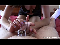 Chastity and Ruined Orgasms