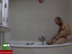 A good fucked in the bathtub. SAN006