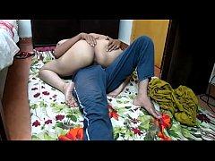 Horny Indian Couple Hardcore Sex - Visit PornWo...