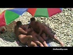theSandfly Fantastic Beach Sex Fun!