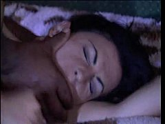 White chick caught in her sleep and banged by a...