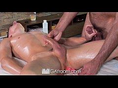 GayRoom - Kory Houston Massage Goes Hardcore