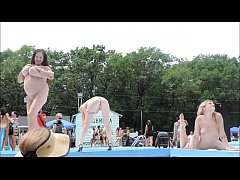 Nude Big Boobs Strippers Dancing in Public - xd...