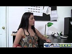 Amateur Denise in for Interview