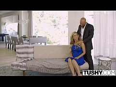 TUSHY First Anal For Hot Wife Cherie Deville