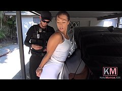 KM.17.1 Kelsi Monroe Run From Police Part 1 Kel...
