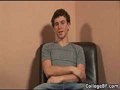 Alexander Green jerking his fine college gay boys