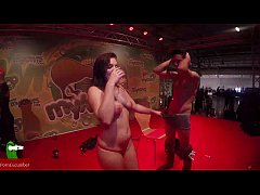 Pamela's Show X at the Alicante Erotic Festival