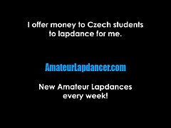 19yo czech amateur does blowjob, titjob and fuc...
