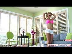 superb blonde housewife natalia starr take cock in pov