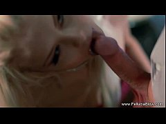 Exciting Erotic Blowjob Blonde