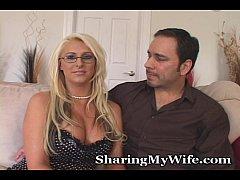 Sharing Beautiful Curvy Wifey